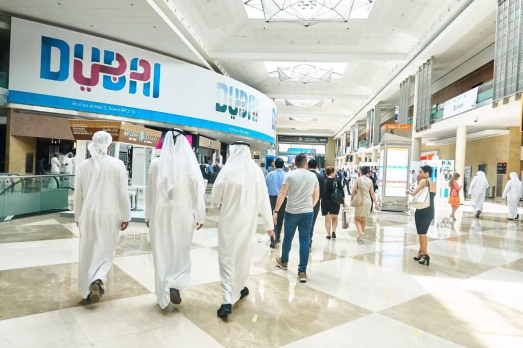 Die ATM in Dubai